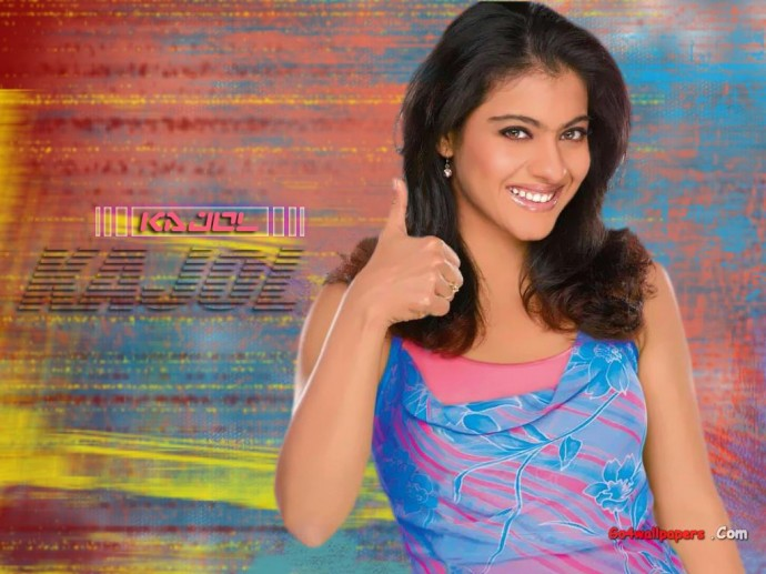 Kajol 1024x768 Wallpaper
