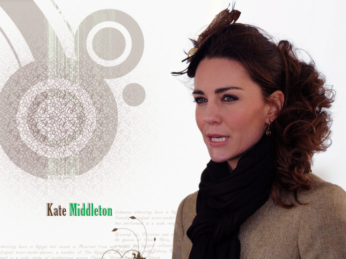 Kate Middleton Desktop Wallpapers