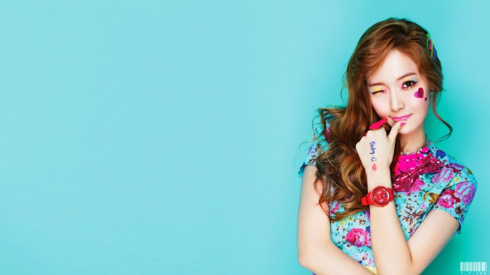 Latest Jessica SNSD Wallpaper
