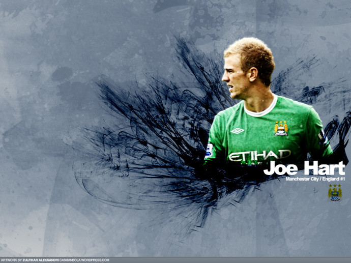 Latest Joe Hart Wallpaper