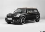 Mini Clubman Black Wallpaper