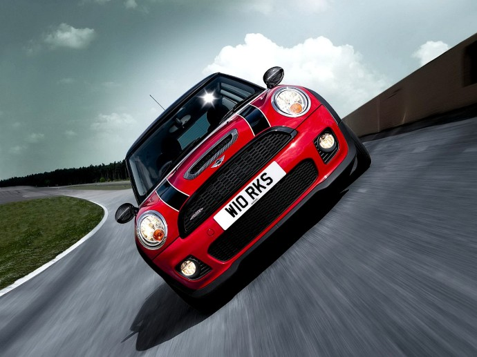 Mini Cooper S Wallpaper HD