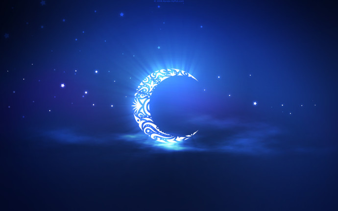 New HD Beautiful Ramadan Mubarak Wallpaper