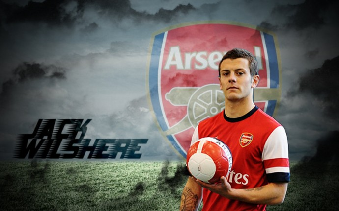 New Jack Wilshere wallpaper Full HD