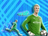 New Joe Hart Manchester City Wallpaper