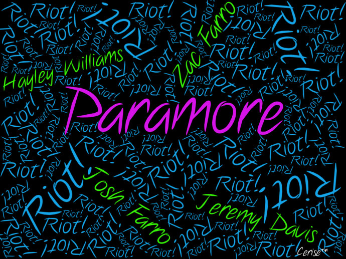 Paramore HD Wallpaper