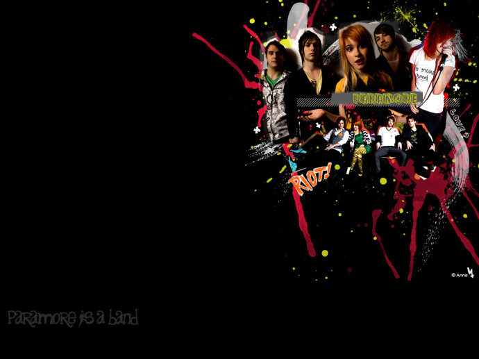 Paramore Wallpaper PC
