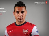 Santi Cazorla Arsenal 2012-2013 Wallpaper