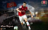 Santi Cazorla Football Wallpaper