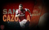 Santi Cazorla HD Football Wallpapers