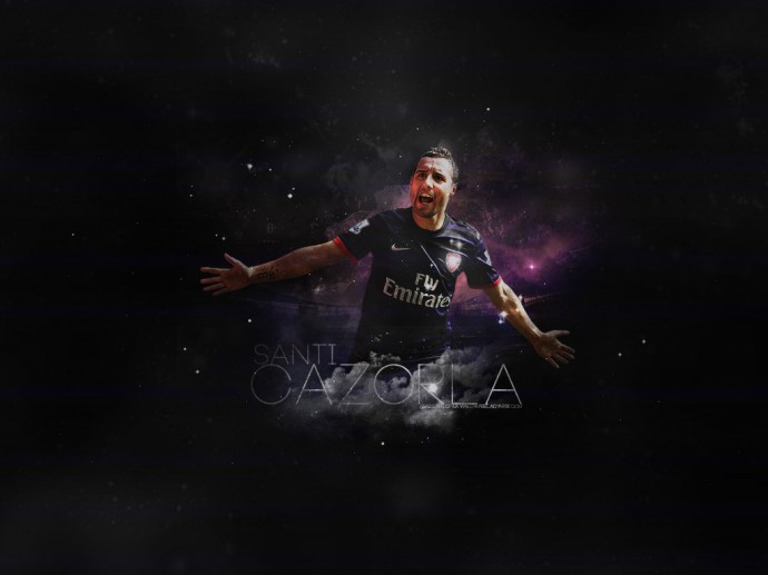 Santi Cazorla Wallpaper Widescreen