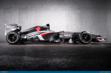 Sauber F1 Team 2013 Wallpaper