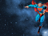 Superman Cartoon wallpaper