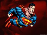 Superman Cartoon wallpaper Desktop