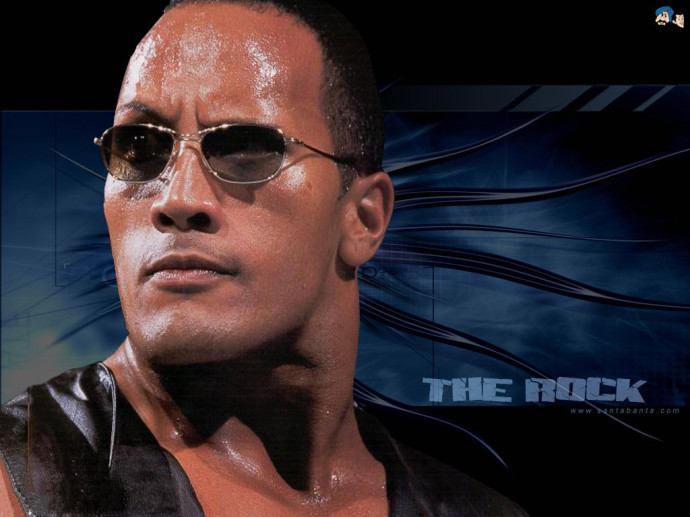 The Rock Dwayne Johnson Wallpaper