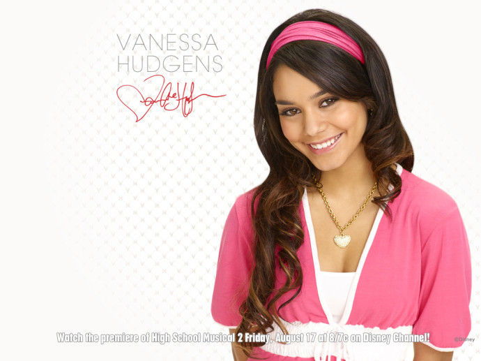 Vanessa Hudgens Wallpaper HD