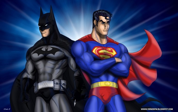 Wallpapers Superman Batman