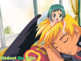 Wallpapers of Midori Days Anime