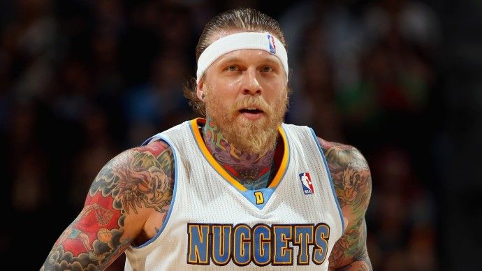 Wide Chris Andersen Basketball Wallpapers