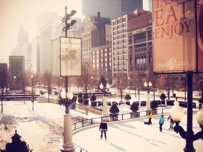 Chicago Winter Wallpapers