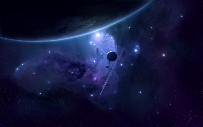 Planets Sci-FI Wallpapers