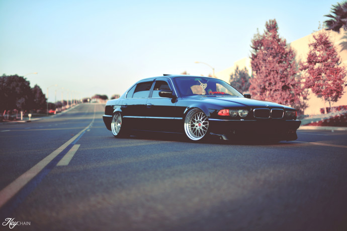 BMW e38 Tuning Wallpapers