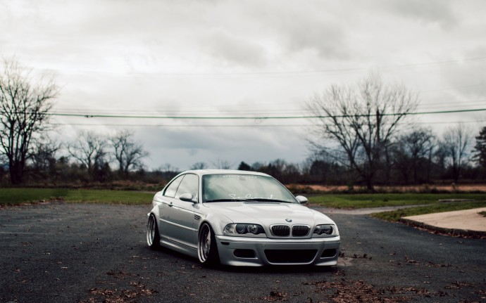 BMW M3 Grey Wallpapers