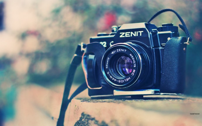 Zenit Camera Wallpapers