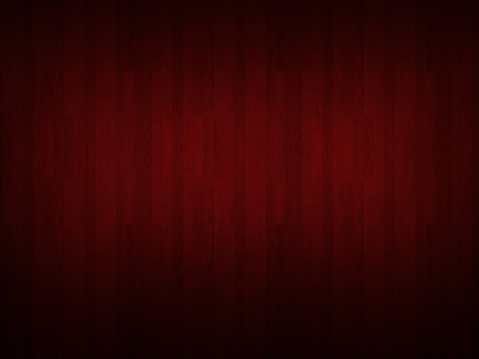 Red Wood Pattern Wallpapers
