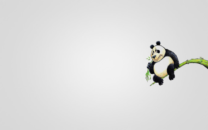 Sitting Panda Wallpapers