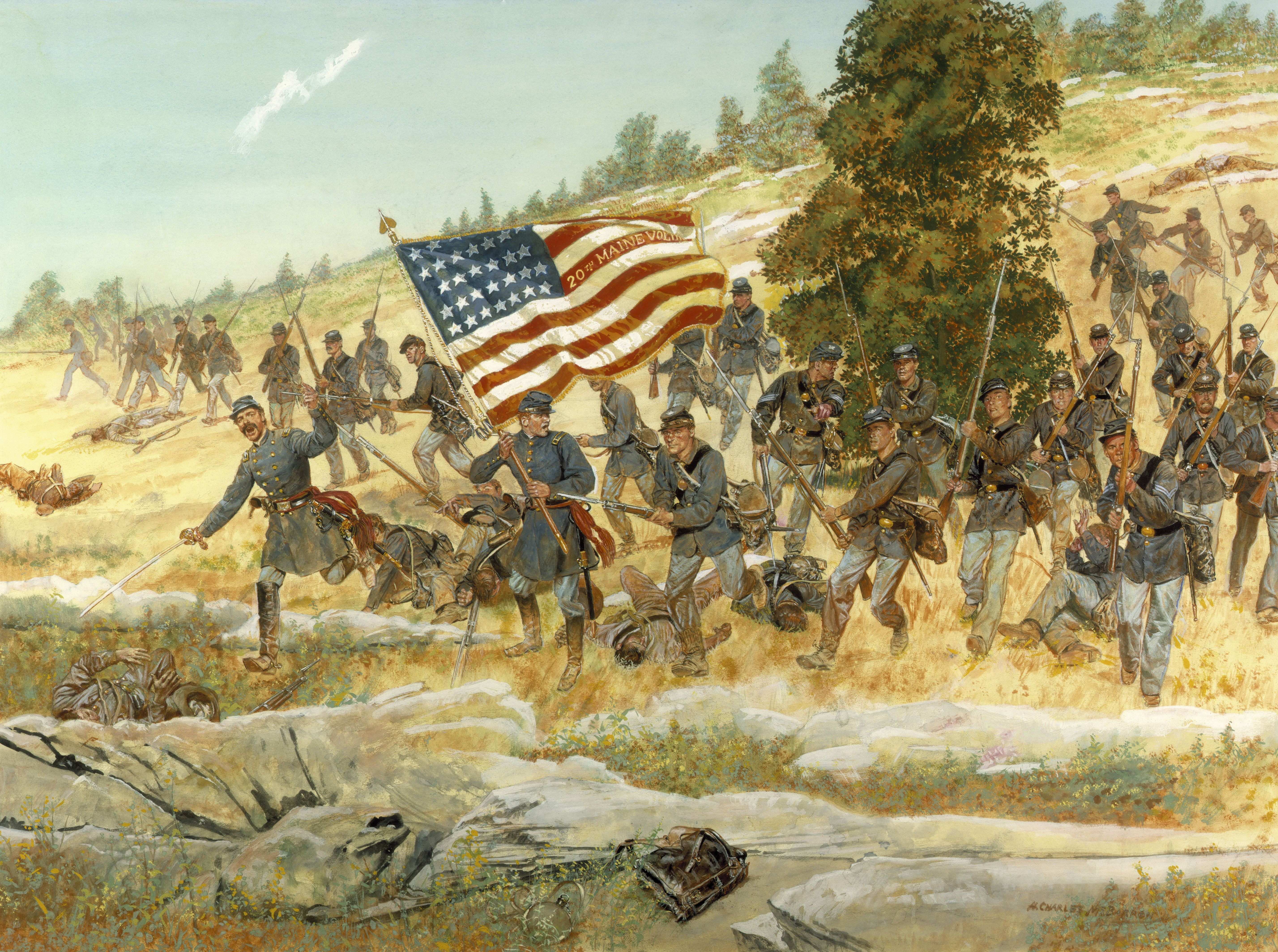 the american civil war A collection of genealogical profiles related to american civil war.
