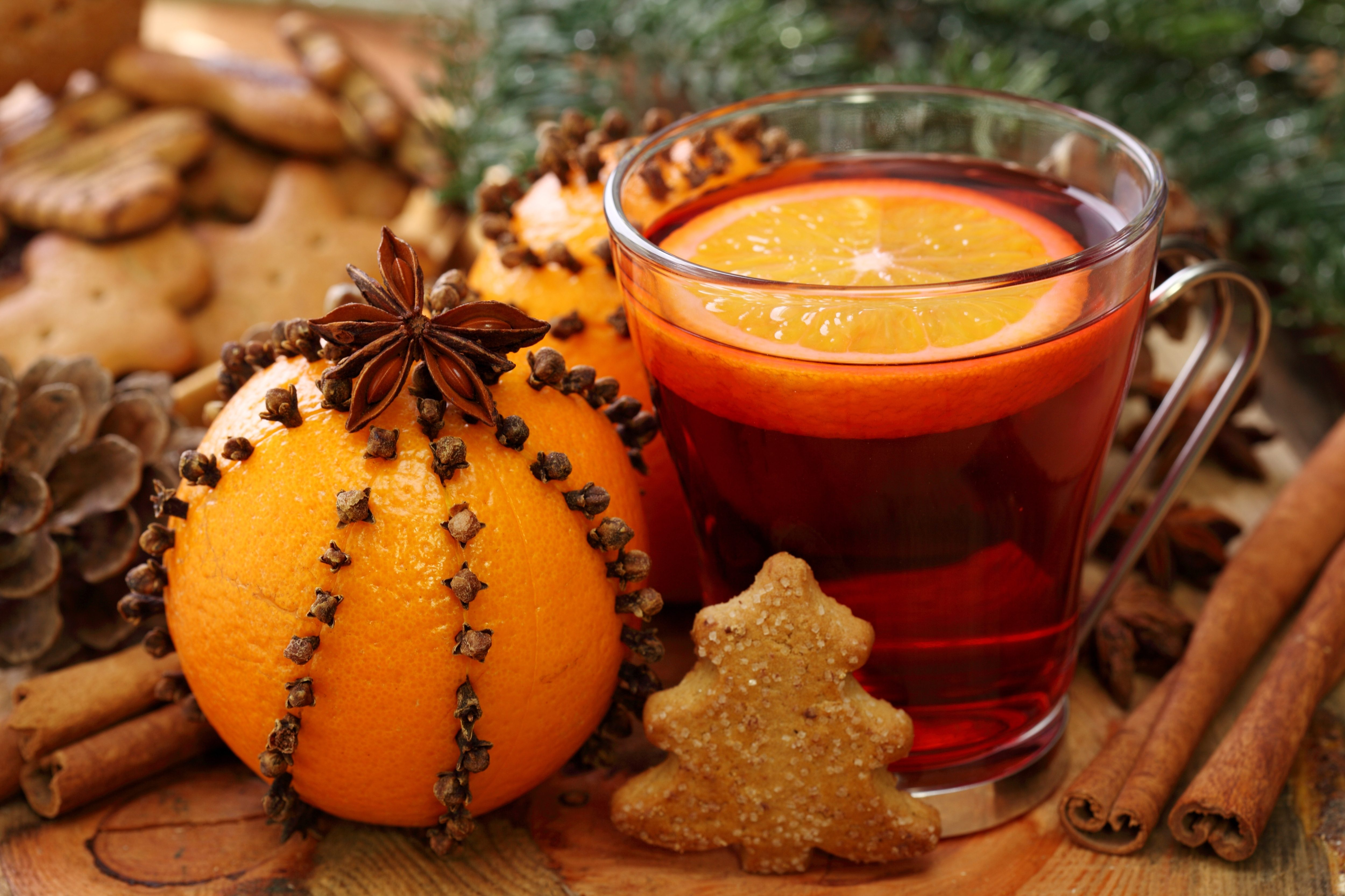 Hd photo of drink mulled wine image of orange juice for Wine and orange juice name