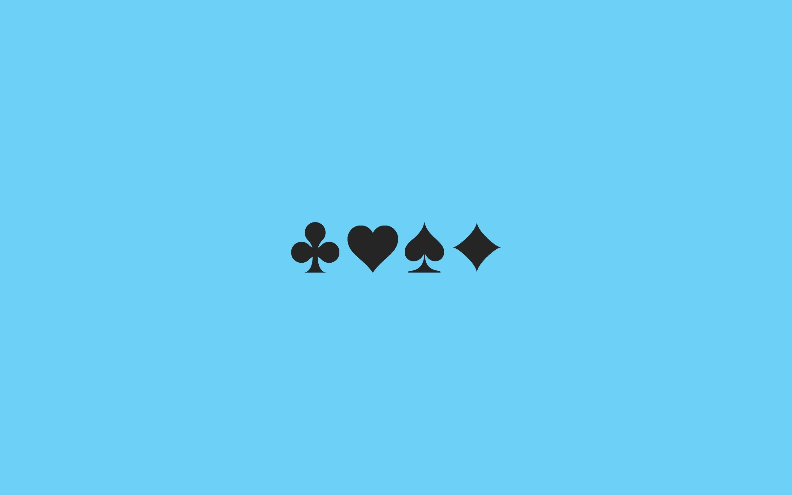Cool desktop wallpaper of card suits clubs hearts picture - Cool card wallpapers ...