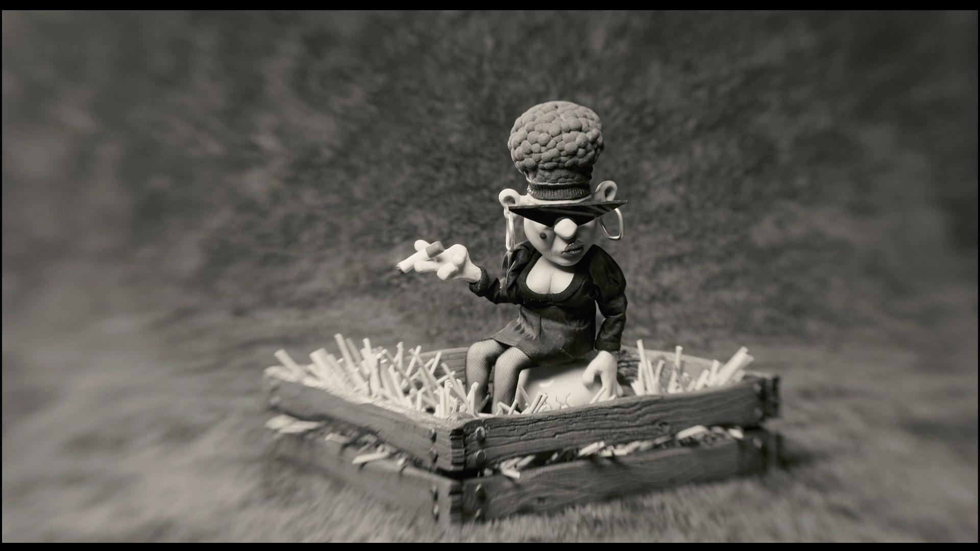 Hd Picture Of Mary And Max Desktop Wallpaper Of Plasticine Cartoon Imagebank Biz