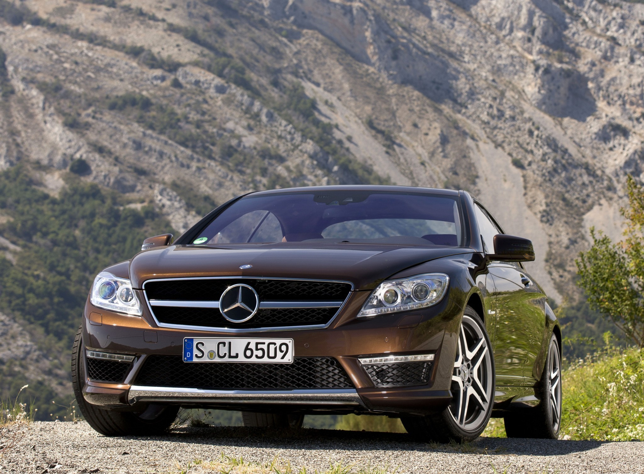 Nice photo of mercedes benz cl class wallpaper of amg for Nice mercedes benz