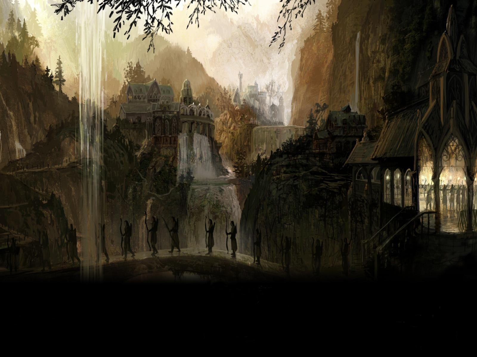 rivendell wallpaper-#19
