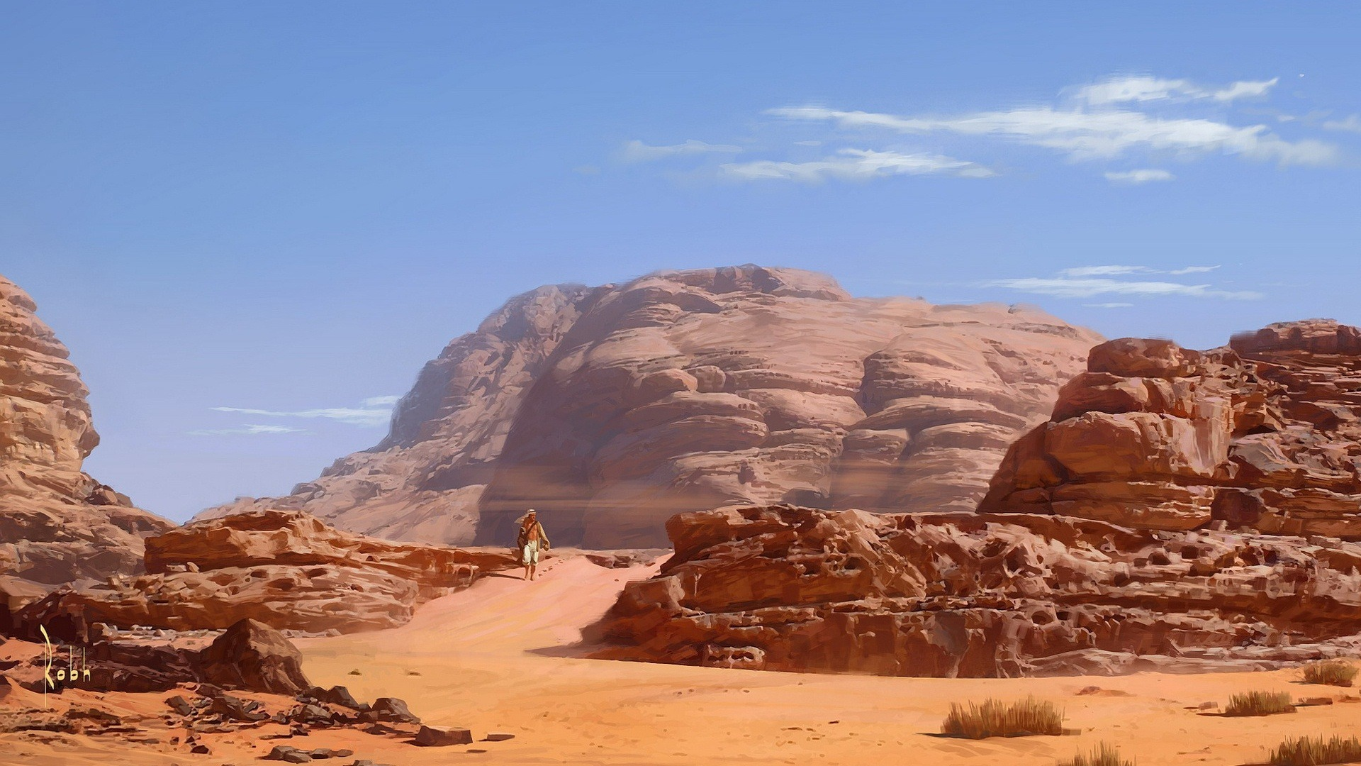 desert wallpapers high quality - photo #18