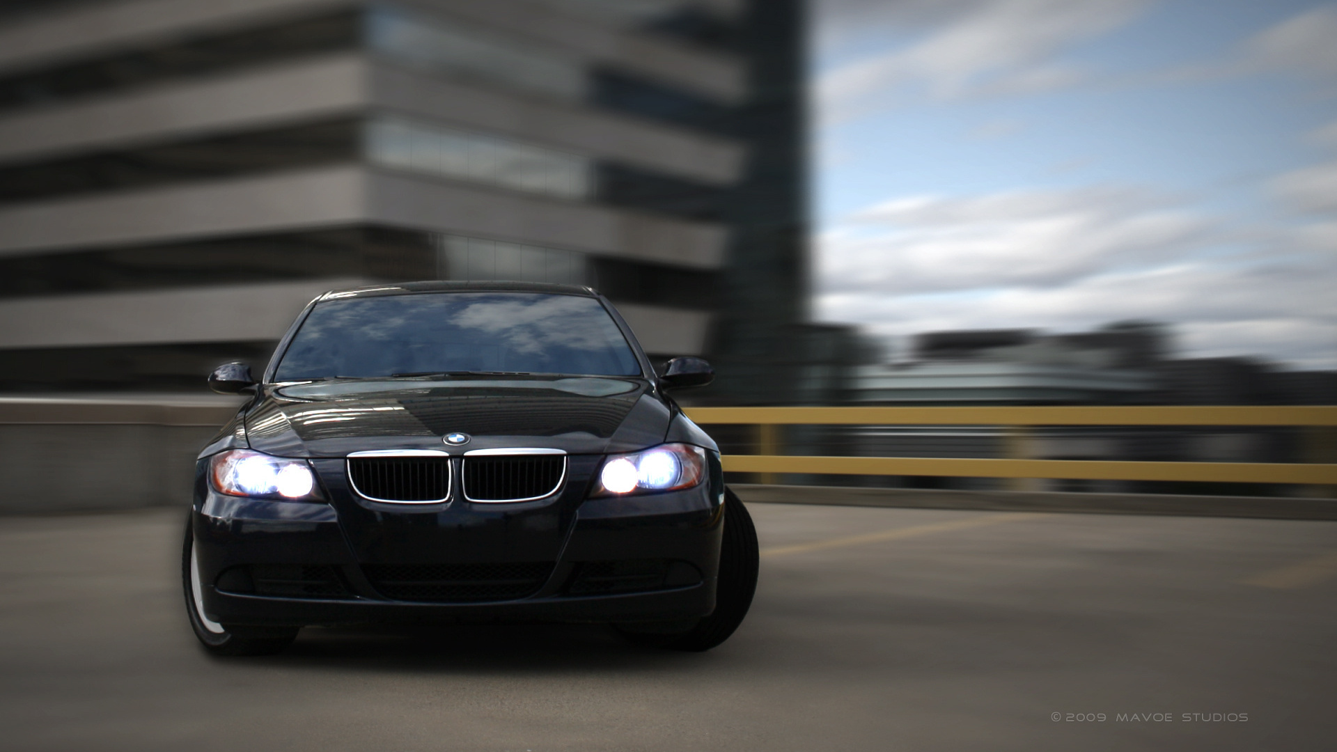 Best desktop wallpaper of BMW M3, image of black, drift | ImageBank.