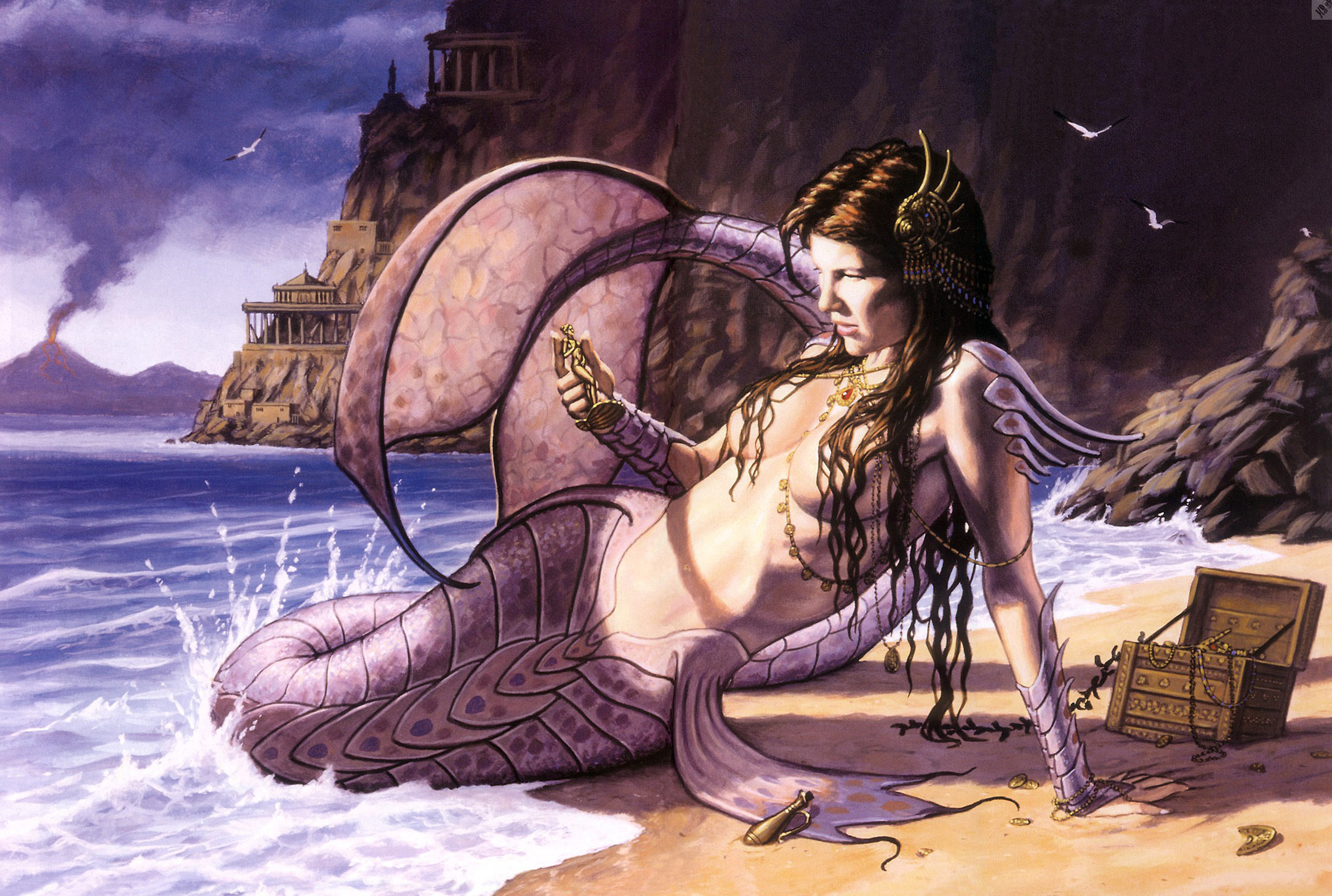 Porn mermaid picture porn video