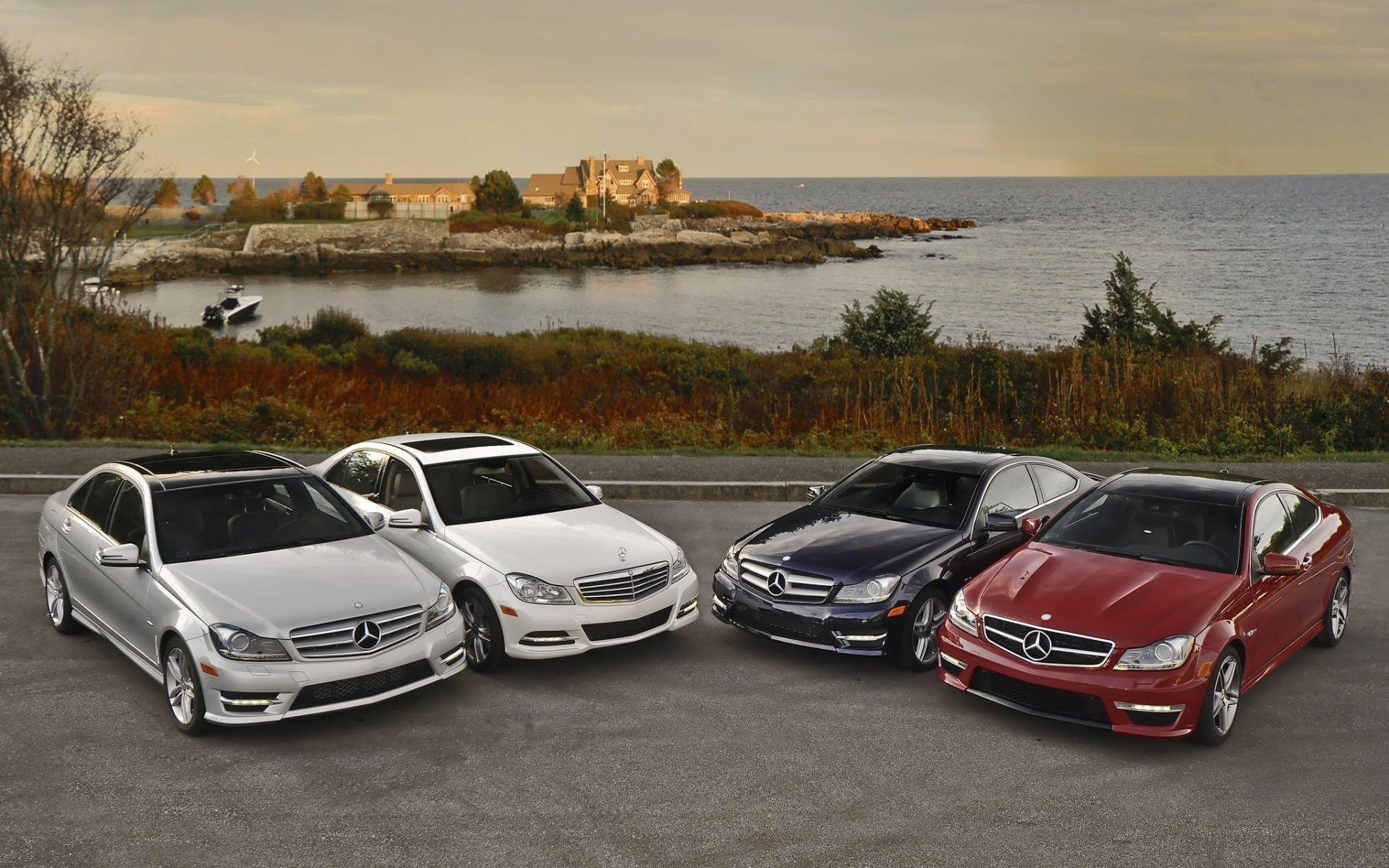 Nice picture of mercedes benz c klasse picture of for Nice mercedes benz