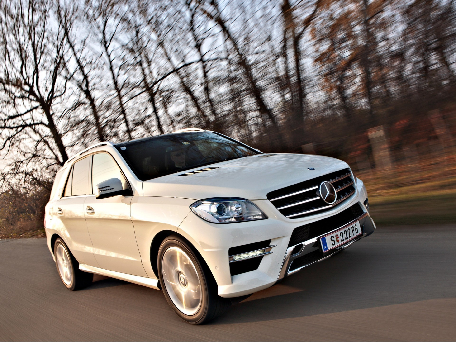 Nice photo of mercedes benz ml picture of amg mercedes for Nice mercedes benz