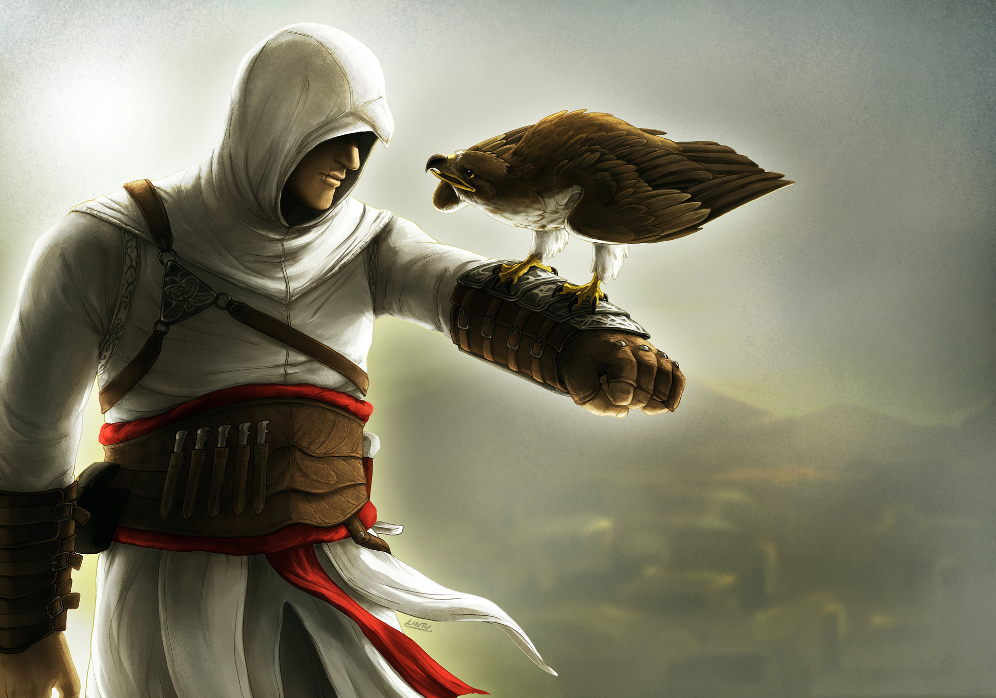 High Definition Photo Of Assassins Creed Wallpaper Of Altair
