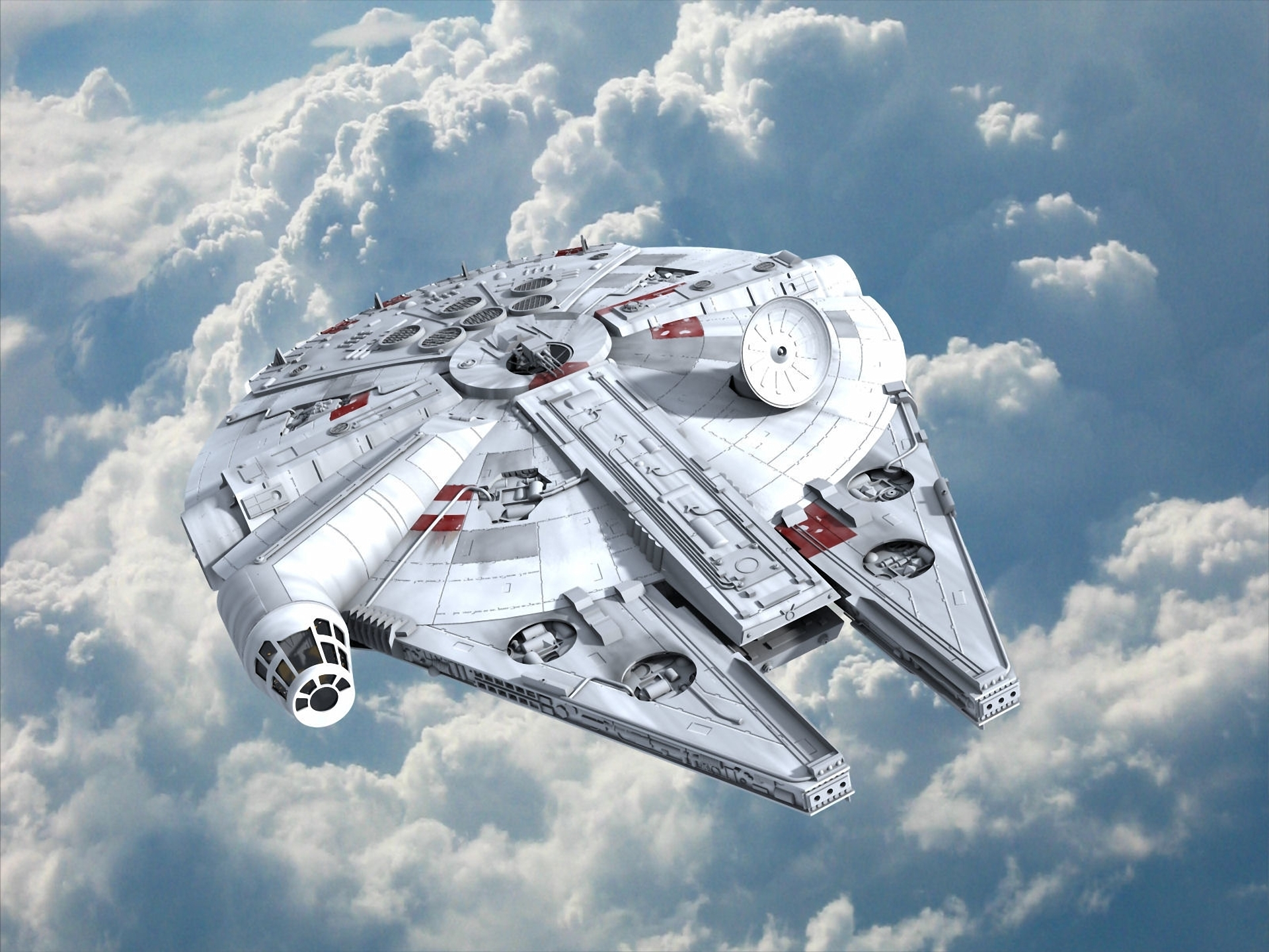 Falcon High Resolution Wallpapers: High Resolution Wallpaper Of Star Wars Millenium Falcon
