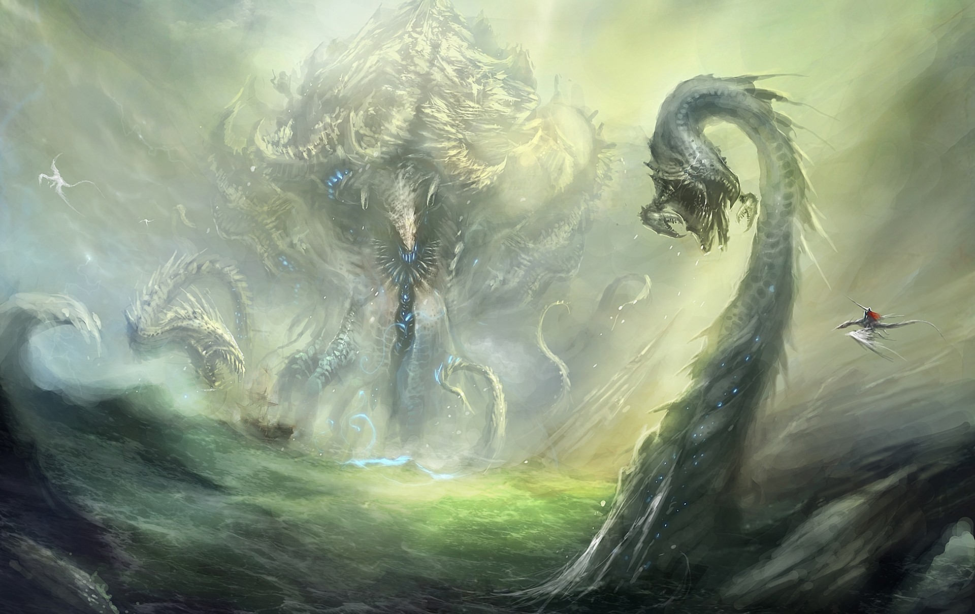 Dragon Definition: High Definition Wallpaper Of Art, Picture Of Monsters