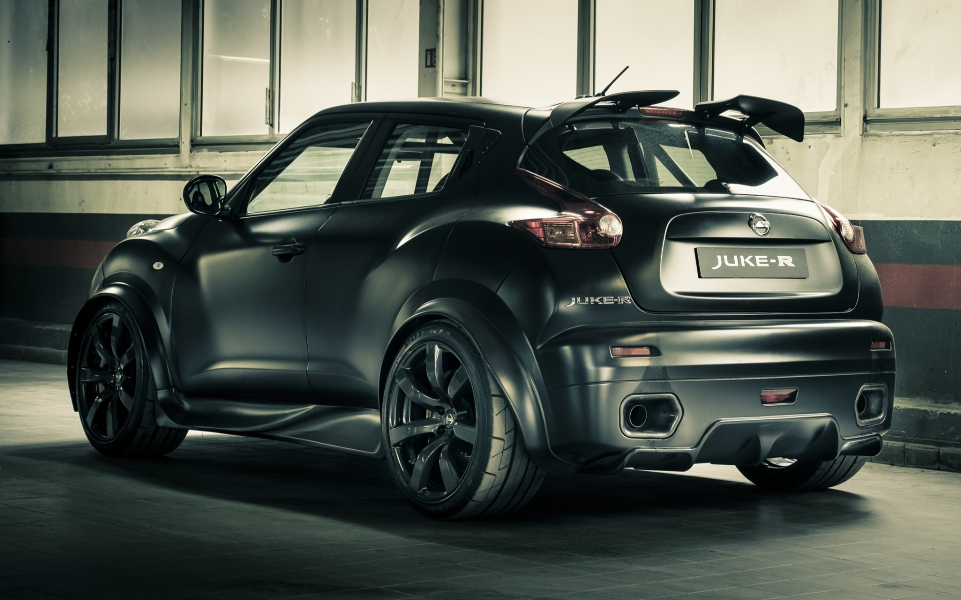 cool picture of nissan juke r concept desktop wallpaper of nissan juke. Black Bedroom Furniture Sets. Home Design Ideas
