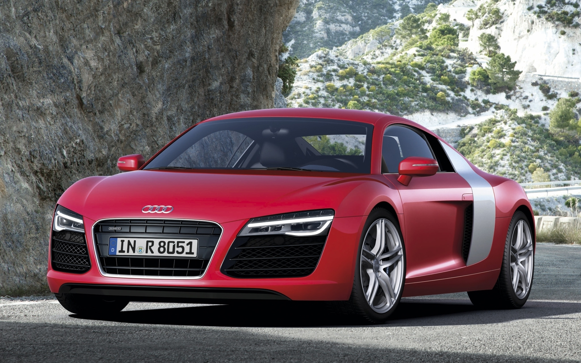 Cool photo of Audi R8, picture of Audi R8, a luxury car ...