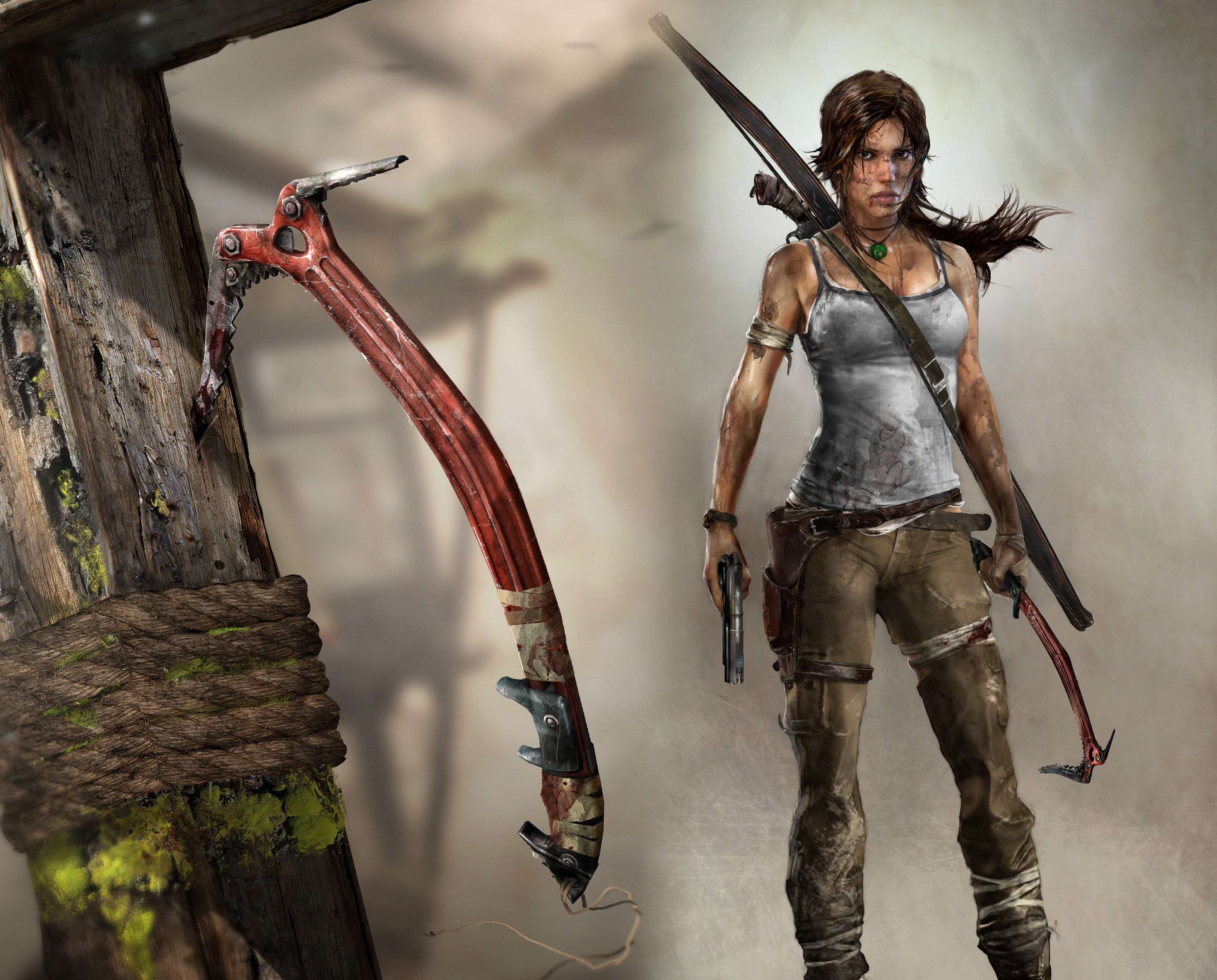 Hd Wallpaper Of Tomb Raider Picture Of Lara Croft Lara Croft