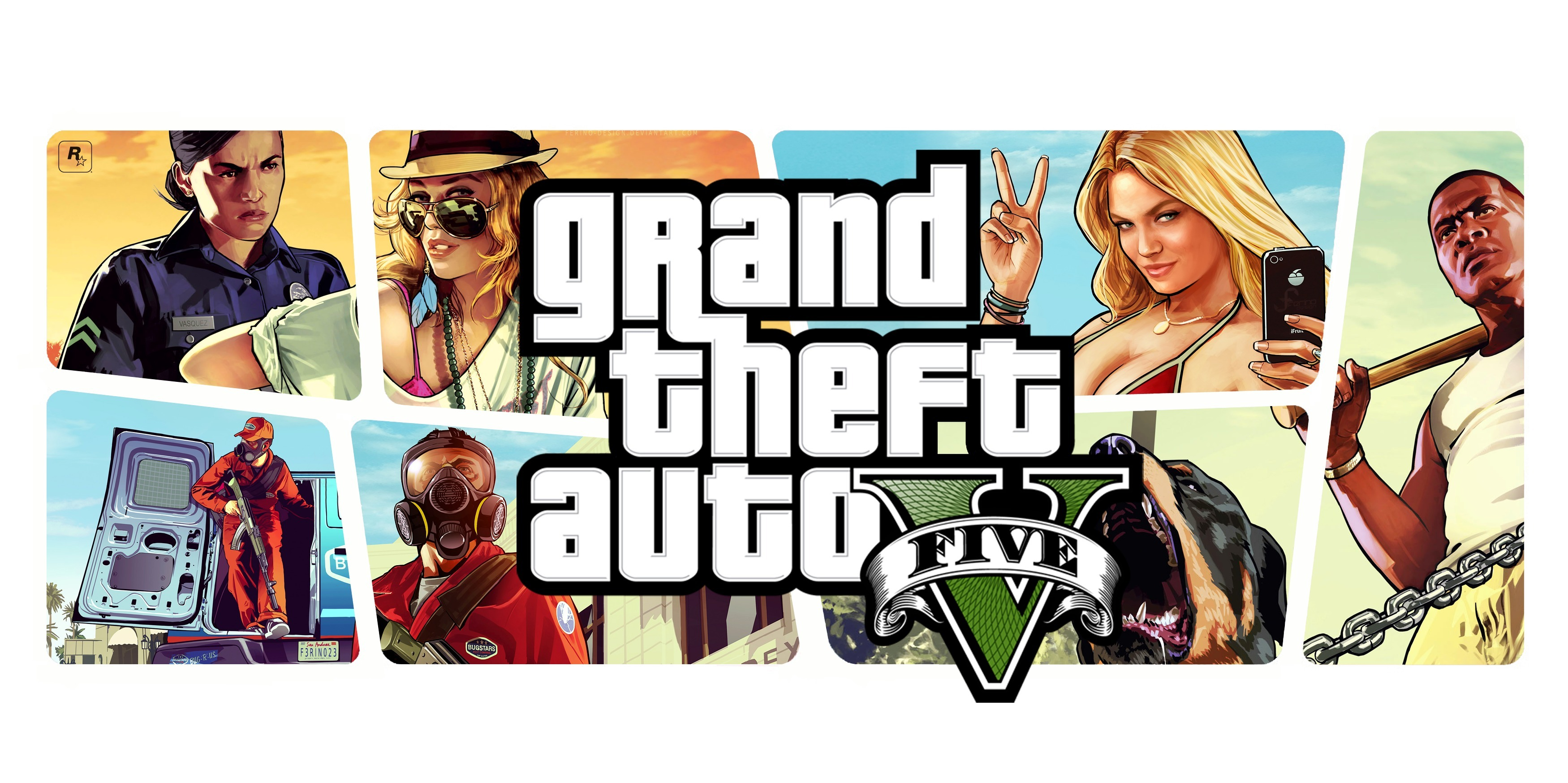 HD image of gta5, image of grand theft auto5, gta ImageBank.biz