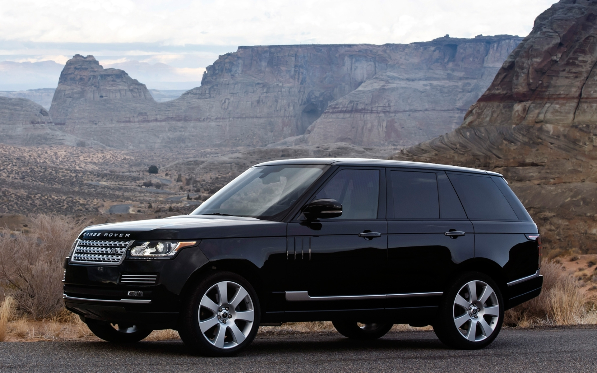nice photo of land rover desktop wallpaper of range rover autobiography. Black Bedroom Furniture Sets. Home Design Ideas