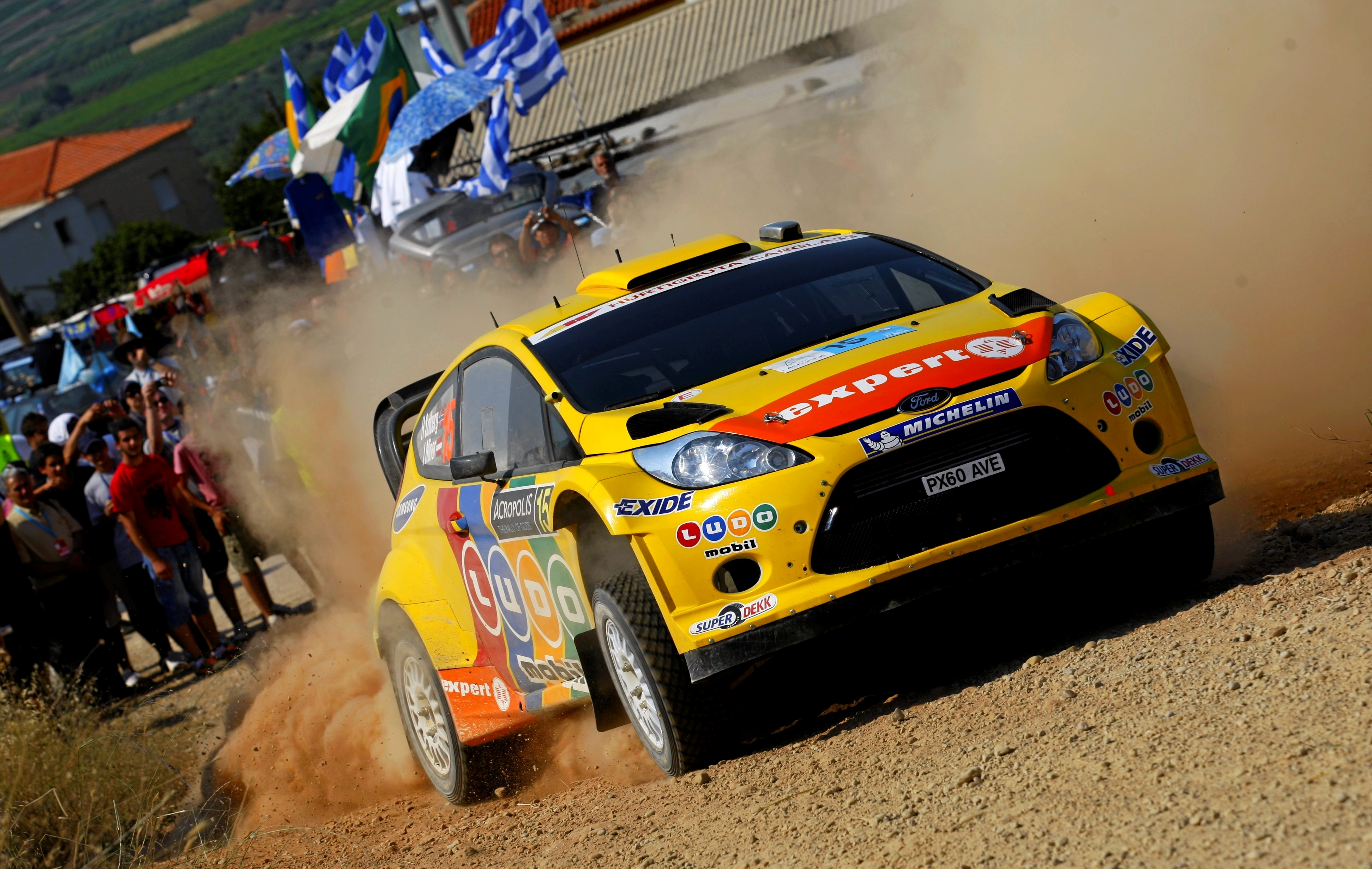 Nice Picture Of Ford Fiesta Picture Of Ford Rally